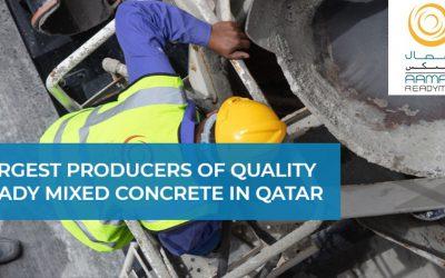 دليل شركات قطر | شركة اعمال للخرسانة الجاهزة في قطر