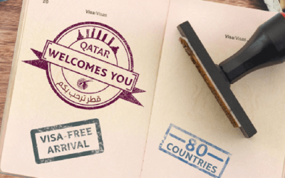 تأشيرة زيارة وعمل في قطر مفتوحة بميزات جديدة